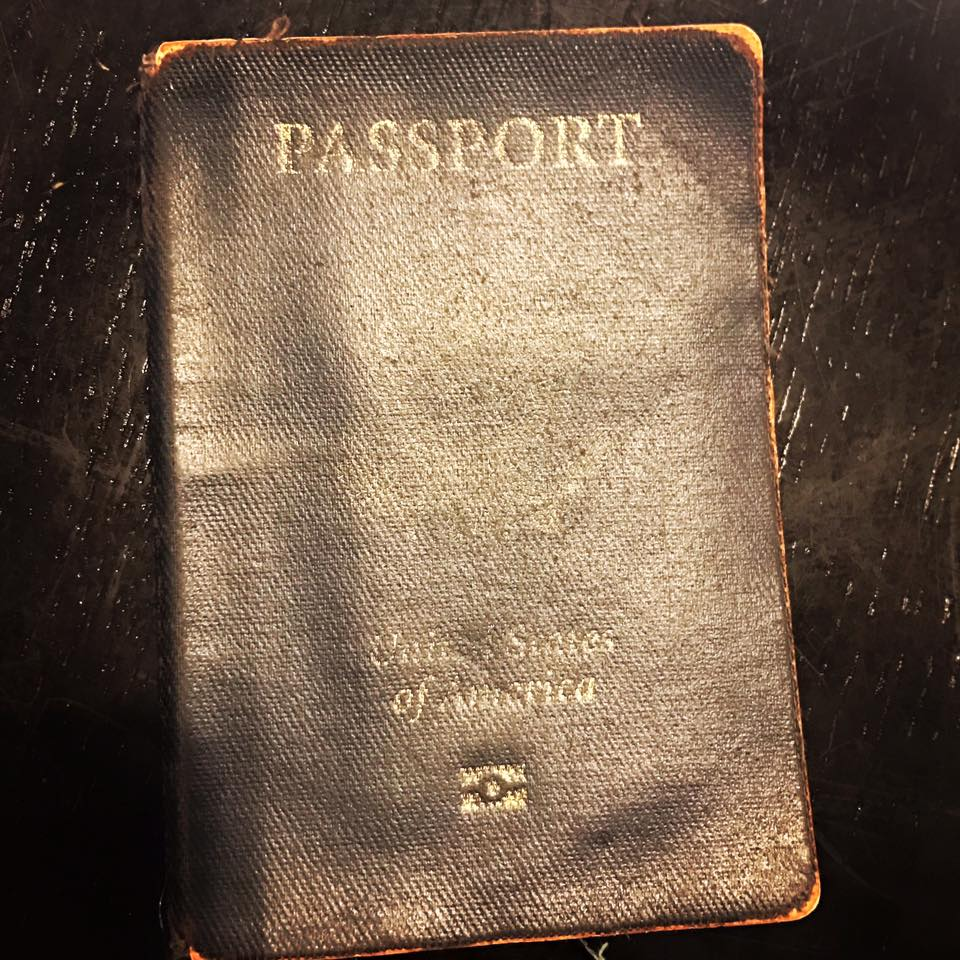 Hope in a Passport